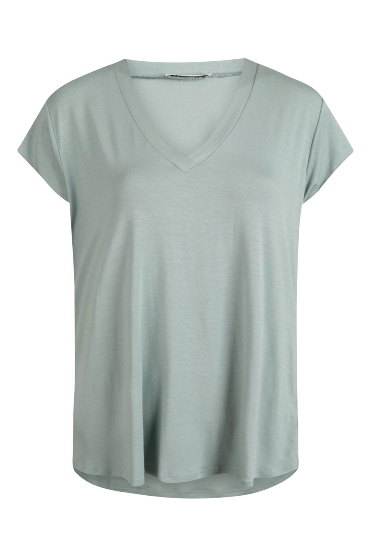 Typical Jill Shirt / Top Groen Veerle