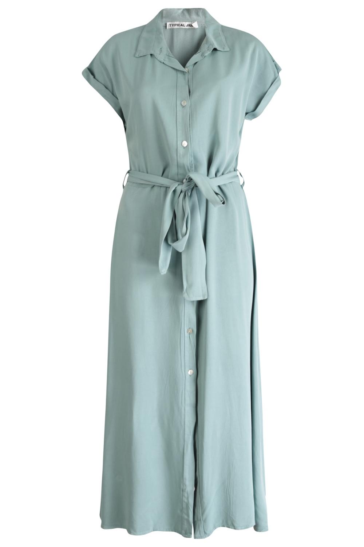 Typical Jill Maxi-jurken Groen Chantal