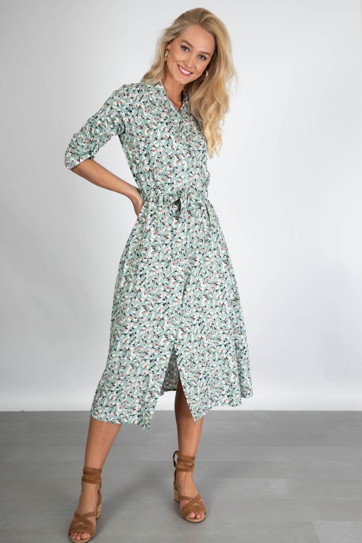 Typical Jill Maxi-jurken Groen Suzy