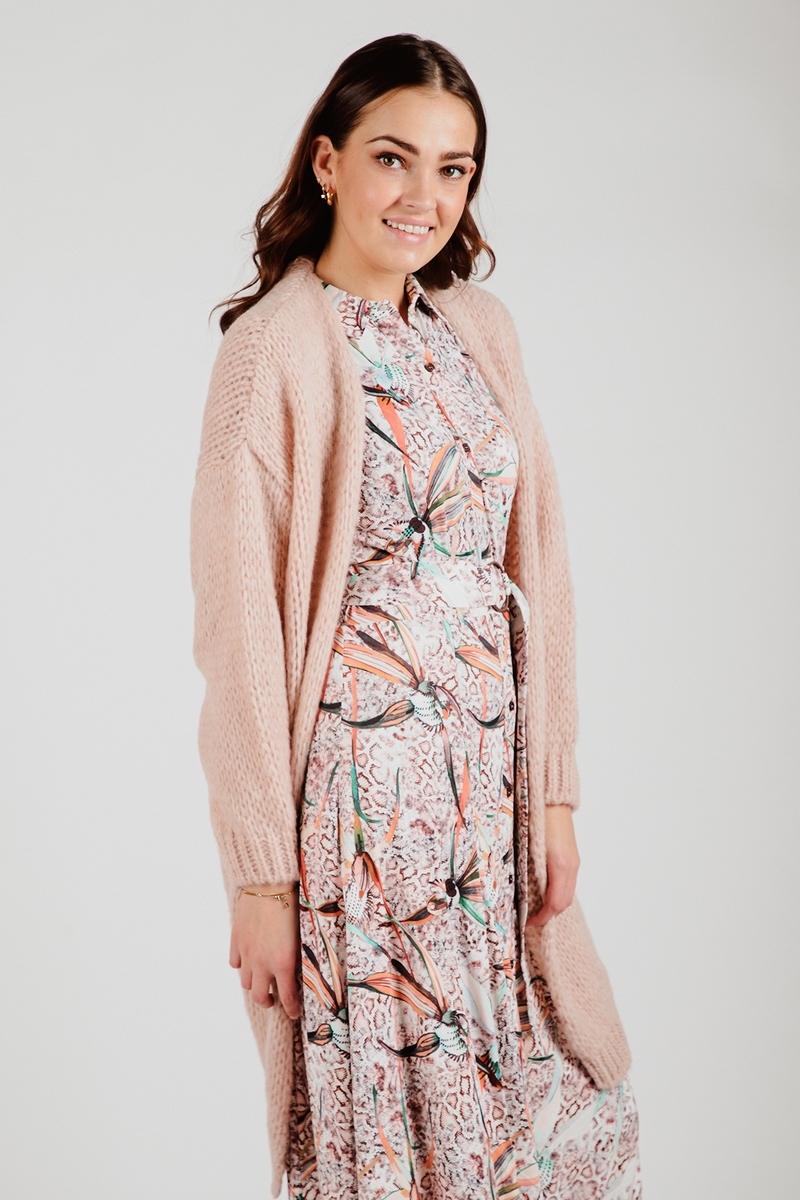 Typical Jill Vest Roze Dolly