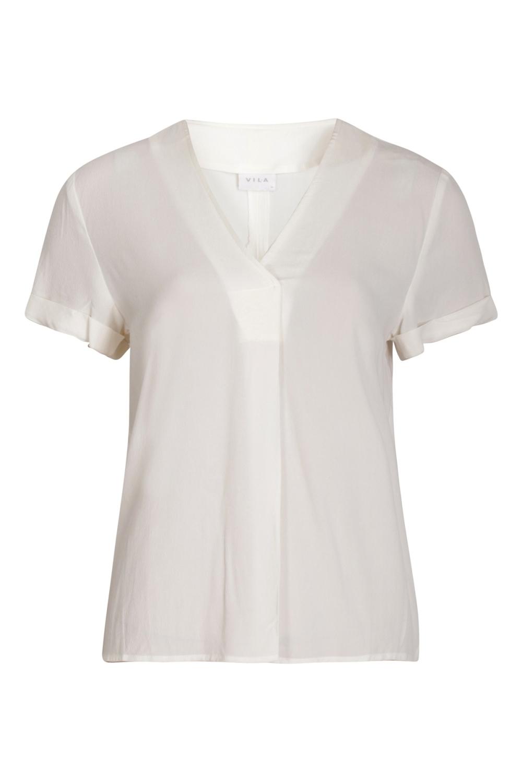 Vila Shirt / Top Ecru 14057545