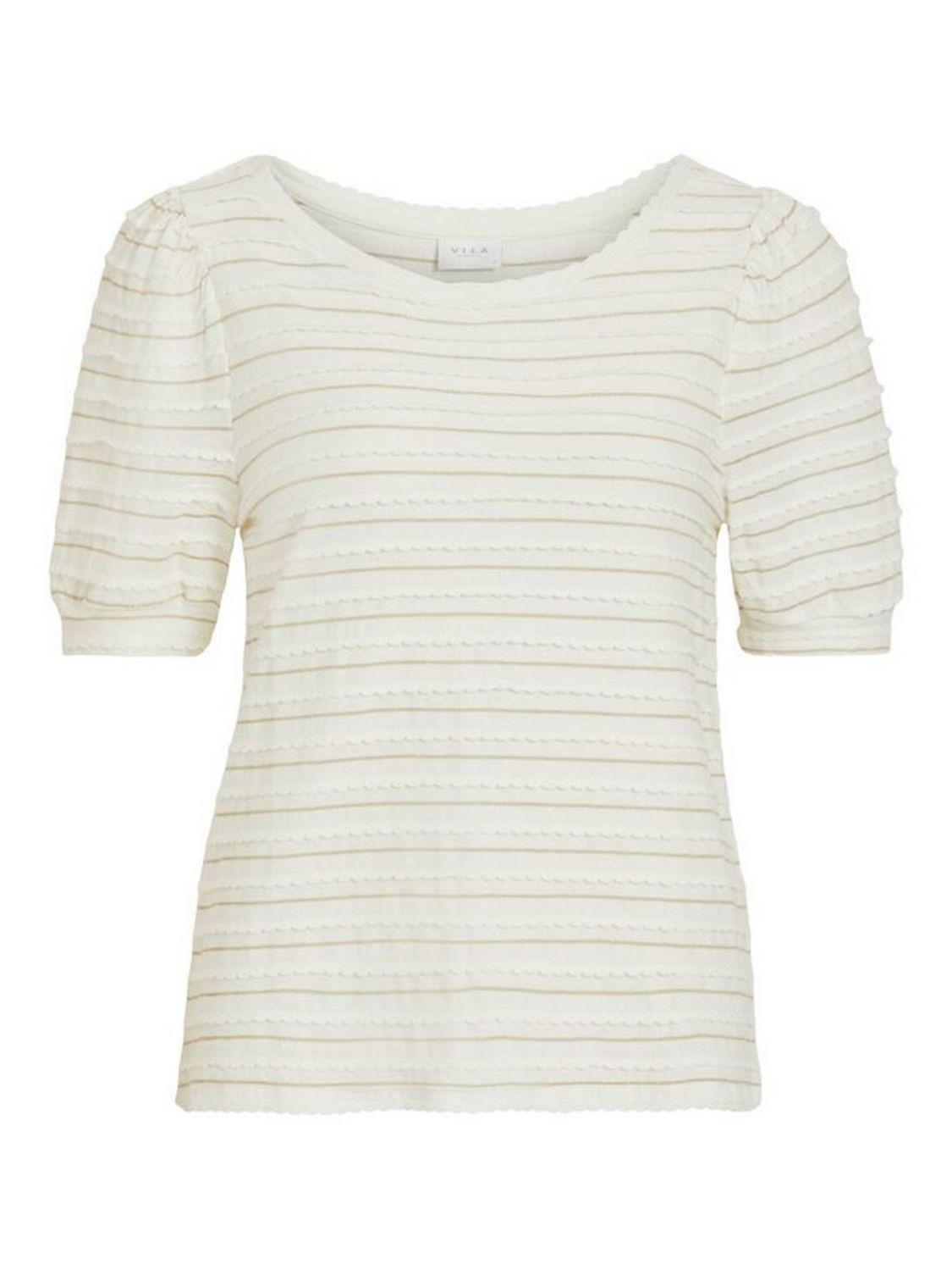 Vila Shirt / Top Ecru 14058982