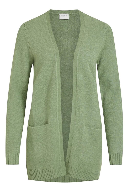 Vila Shirt / Top Groen 14044041