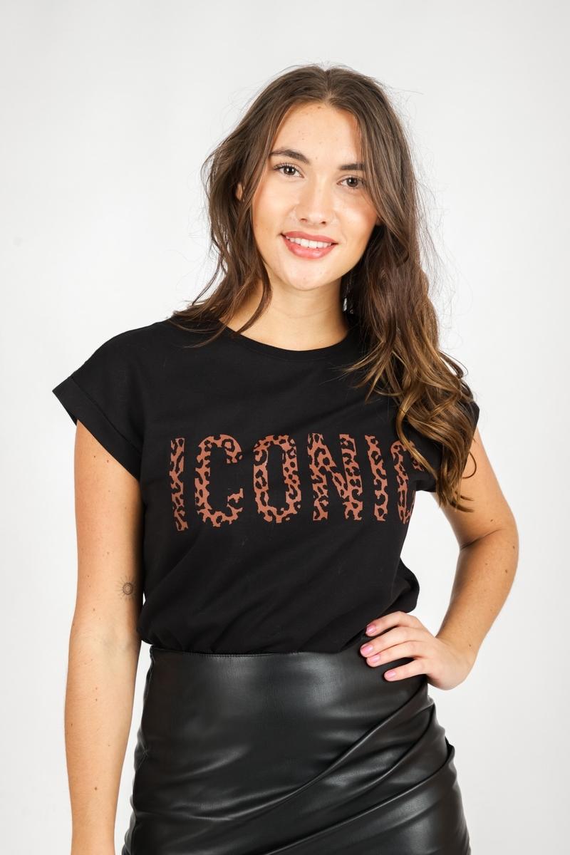 Vila Shirt / Top Zwart 14065527