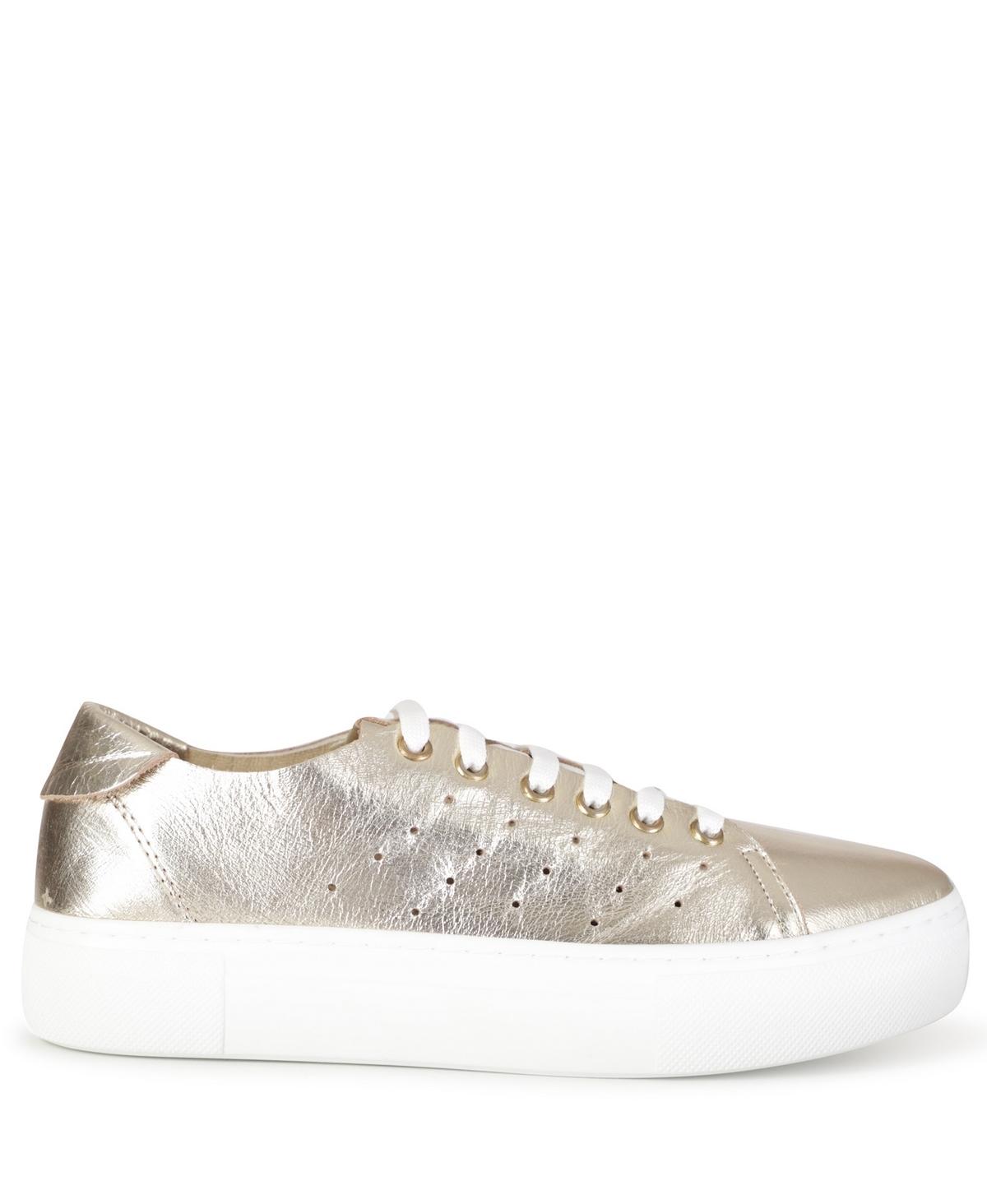 Waves Sneaker Goud TL9060