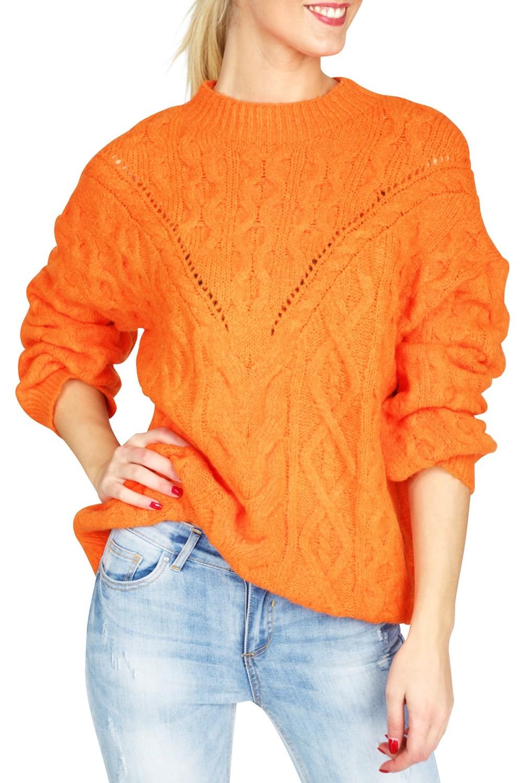 Oranje Trui.Y Our Story Trui Oranje Olivia Le Ballon