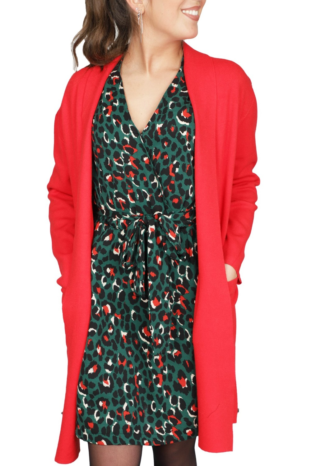 Y-our Story Vest Rood Droon