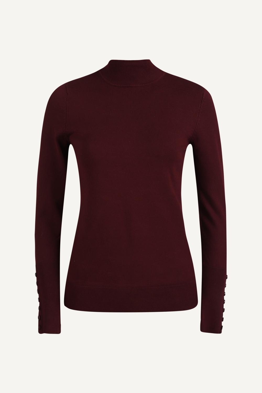 Your Essentials Shirt / Top Bordeaux Anna