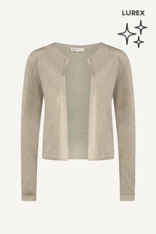 Your Essentials Vest Goud Sandy