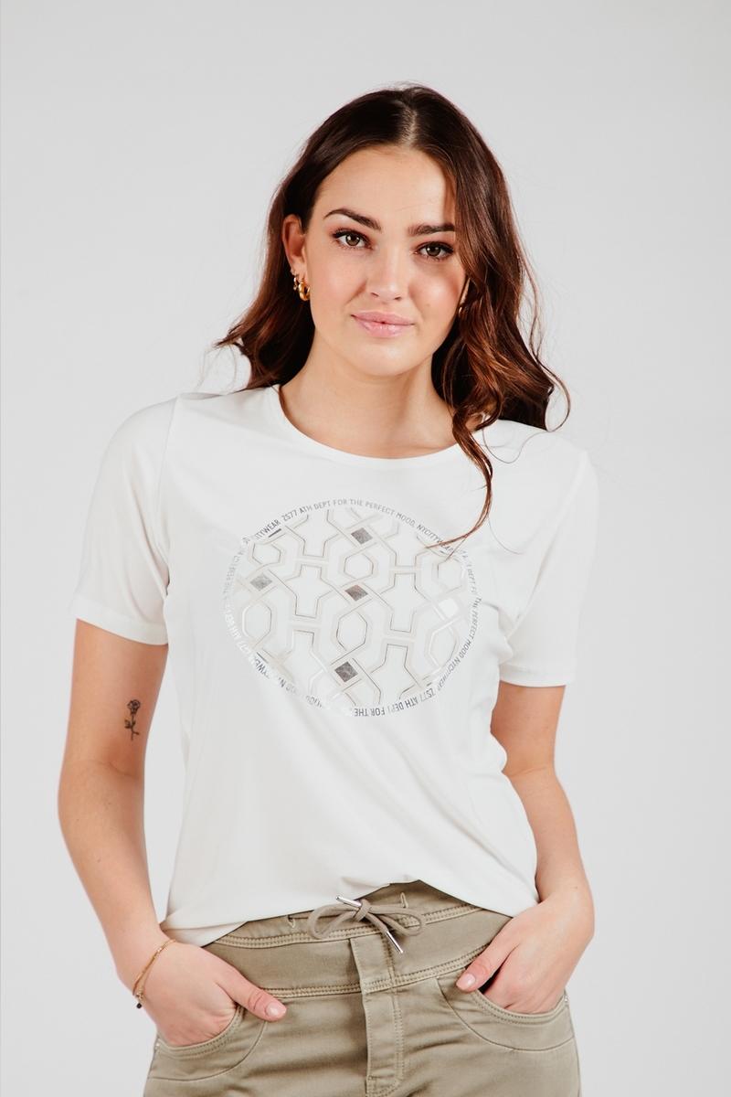 Zoso Shirt / Top Beige MARCELLA