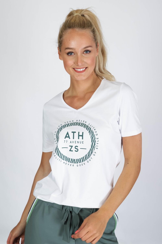 Zoso Shirt / Top Ecru Style